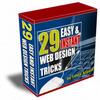 Thumbnail 29 Easy & Instant Web Design Tricks - Download Audio Books /