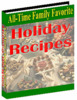 All-Time Family Favorite Holiday Recipes !