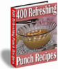 Thumbnail 400 Refreshing Punch Recipes - Download Recipes/Manuals