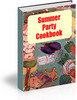 Thumbnail Summer Party Cookbook - Download Recipes/Manuals