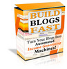 Thumbnail Build Blogs Fast MRR - Download PHP