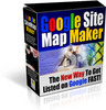 Thumbnail Google Site Map Maker With PLR* - Download Website Promotion