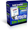Article Site Builder. - Download PHP