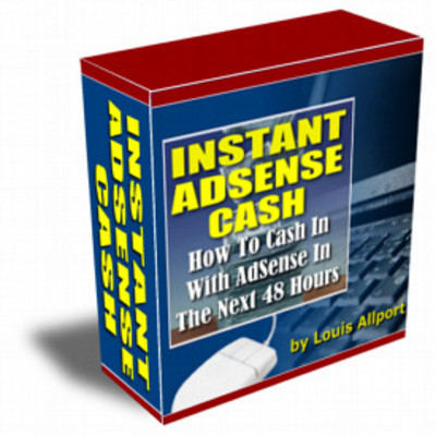 Product picture Instant AdSense Cash  - Video Tutorials