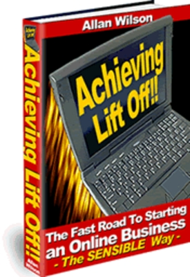 Product picture Achieving Liftoff with Your Online Business - Download Busin