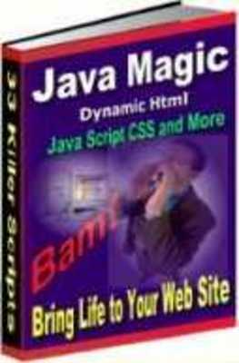 Product picture Java Scripts Magic - Download Javascript