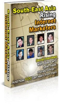 Product picture South-East Asia Rising Internet Marketers - MASTER RESALE RI
