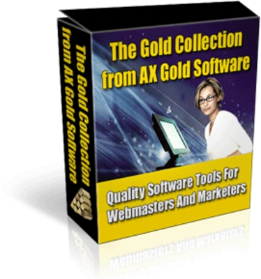 Product picture The Gold Collection multi MRR - Download Miscellaneous