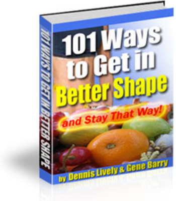 Product picture 101 ways to get in shape