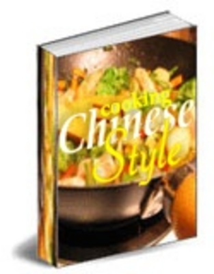 Product picture Chinese Food: Succulent Chinese Recipes Ebook Only