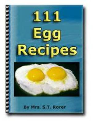 Product picture 111 Egg Recipes - Download Recipes/Manuals