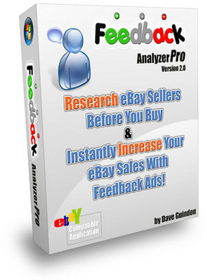 Product picture Feedback Analyzer Pro V2 w/ MRR - Ebay Tool - Download Inter