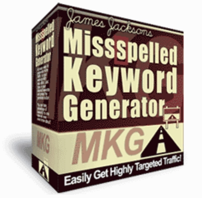 Product picture Misspelled Keyword Generator ! - Download Internet/Network