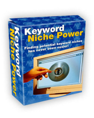 Product picture   Keyword Niche Power With Resell Rights - Download Utilitie