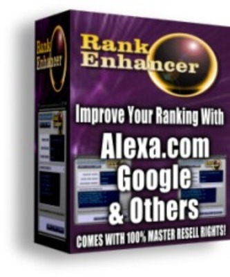 Product picture *NEW!* Alexa Rank Enhancer - Download Website Promotion