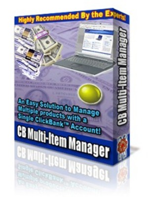 Product picture CB Multi Item Manager.zip - Download Website Promotion