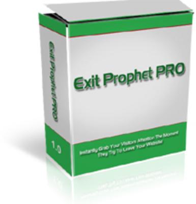 Product picture Exit Prophet Script MRR! - Download Business