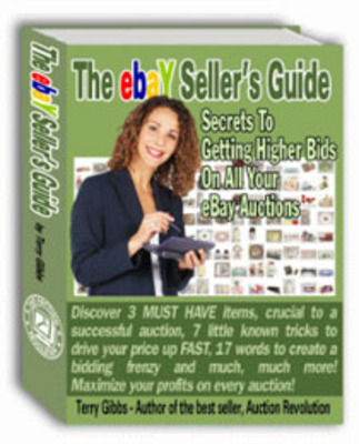 Product picture Ebay Selling Guide - Download Educational